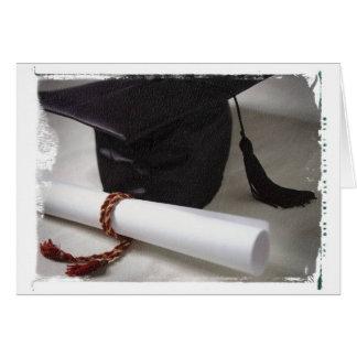 Graduation Note Card
