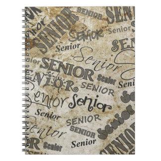 graduation notebook