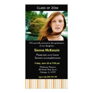 Graduation Open House Photo Card Template