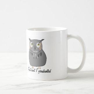 Graduation Owl Mug