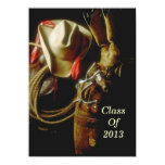 Graduation Party 2013 Hosting Western Theme Party Invite
