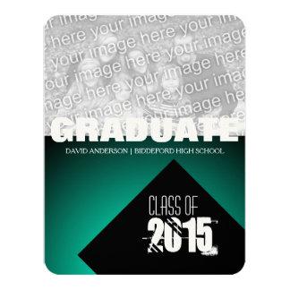 Graduation Party Class of 2015 Custom Invitation 2