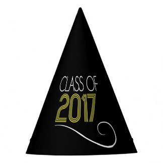 Graduation Party Hats - 2017