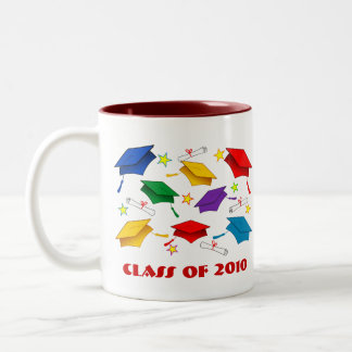 Graduation Party Mugs - Class of 2010