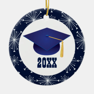 Graduation Personalised Christmas Ornament Gift