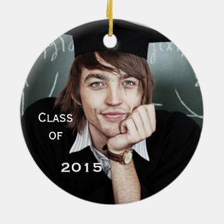 Graduation Photo Keepsake Ornaments