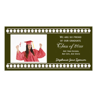 Graduation Pride Photo Cards