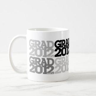 Graduations Class Of 2012 Gray Mug