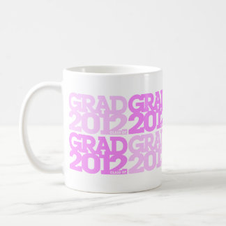 Graduations Class Of 2012 Pink Mug