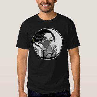 Graf mask t-shirt