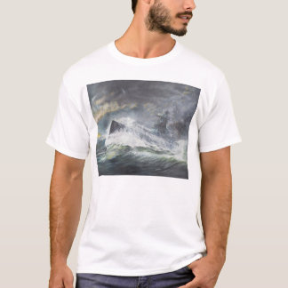 Graf Spee enters the Indian Ocean 3rd November T-Shirt