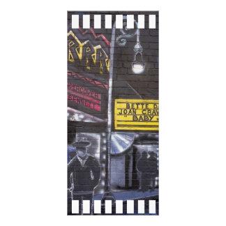 Graffiti 10 rack cards