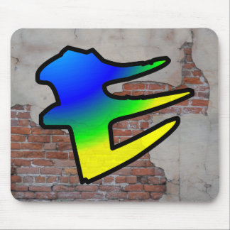 GRAFFITI #1 E MOUSE PAD