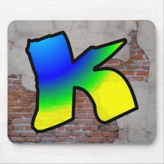 GRAFFITI #1 K MOUSE PADS