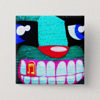 Graffiti 20 Pinback Button