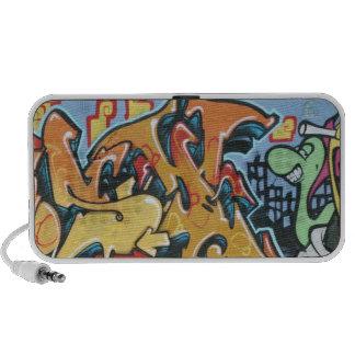 Graffiti #4 Doodle Speaker
