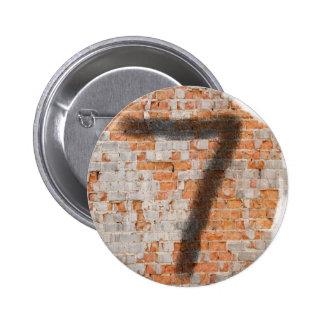 Graffiti 7th Birthday Gifts Pins