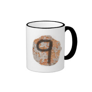 Graffiti 9th Birthday Gifts Coffee Mugs