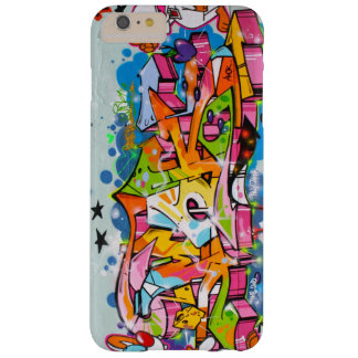 Graffiti Alley Barely There iPhone 6 Plus Case