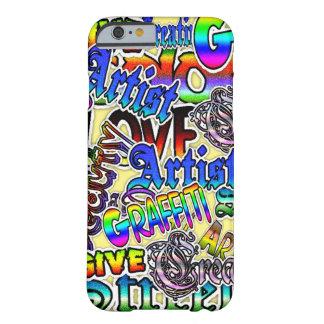 "Graffiti Art ""artist"" Terms Cell Phone Case"
