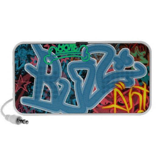 Graffiti Art Speaker