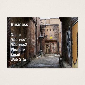 Graffiti Artist Wall Art Business Card