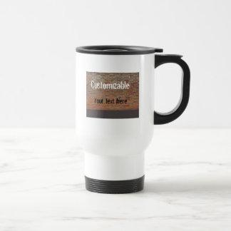 Graffiti Brick Wall Customizable Coffee Mugs