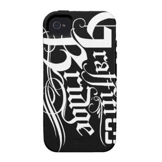 Graffiti Bridge IPhone 4 case