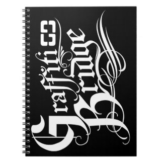 Graffiti Bridge Notebook
