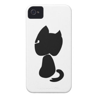 Graffiti Cat Blackberry Bold Case