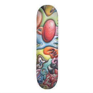 Graffiti Collection Skate Board Decks