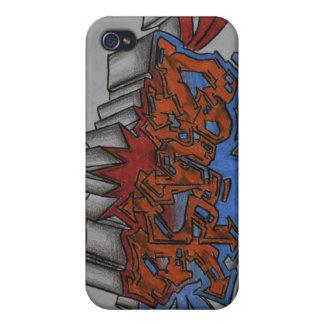 Graffiti Cruise iPhone 4/4S Covers