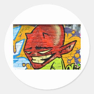 Graffiti Demon Stickers