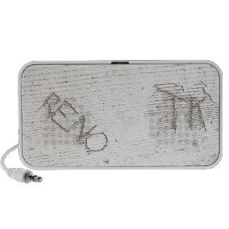 Graffiti Doodle Speaker
