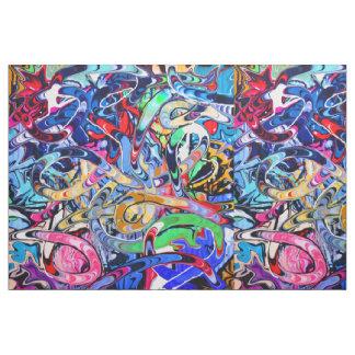 Graffiti Fabric