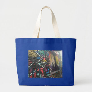 Graffiti Girl Tote