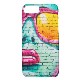 Graffiti Girls Street Art Painting iPhone 8/7 Case