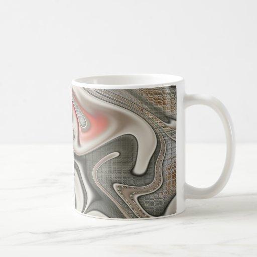 Graffiti Gnarly Fractal Mug