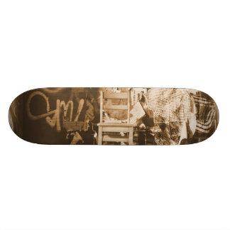 Graffiti in Brooklyn, New York City 21.6 Cm Skateboard Deck