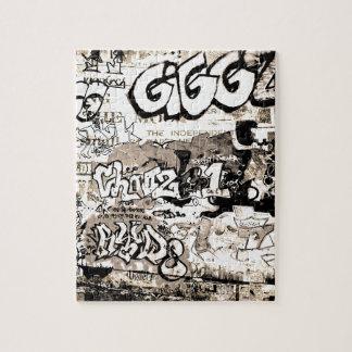Graffiti Jigsaw Puzzle