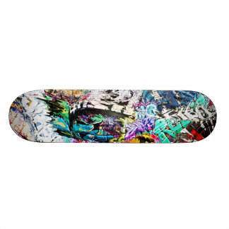 Graffiti Mash Skateboard Deck