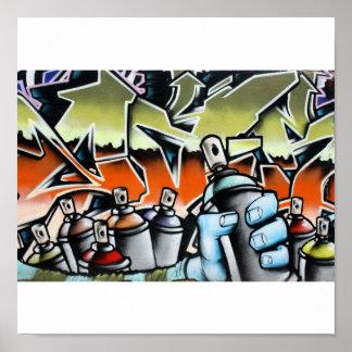 Graffiti Posters