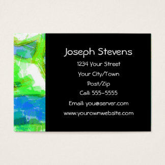 Graffiti ~ Professional Business Card
