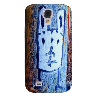 Graffiti Rabbit Samsung Galaxy S4 Cases