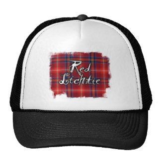 Graffiti Red Lichtie collection Cap