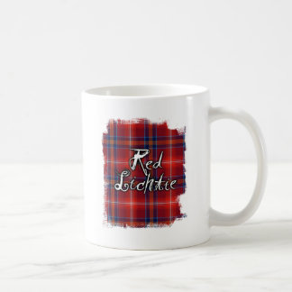 Graffiti Red Lichtie collection Coffee Mug