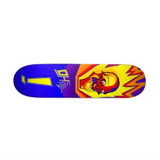 Graffiti Skull Skateboard Skate Board Decks