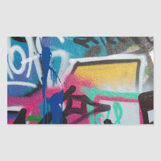 graffiti smudge background rectangle stickers