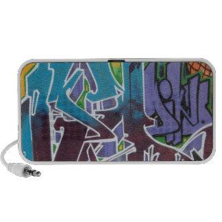 Graffiti Laptop Speaker
