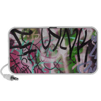 Graffiti Laptop Speakers
